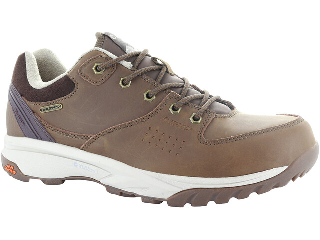 Hi-Tec Wild-Life Lux Low I WP Shoes Men Brown